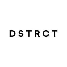 DSTRCT logo