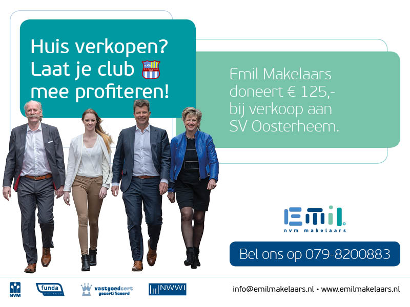 Emil Makelaars flyer website