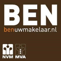 Makelaarskantoor BEN logo