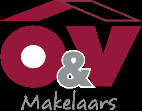 O&V Makelaars logo