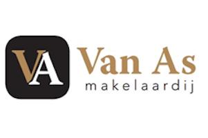 Van As Makelaardij logo