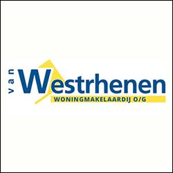 Van Westrhenen Makelaardij o.g. Logo