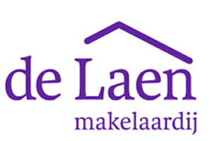 De Laen Makelaardij logo