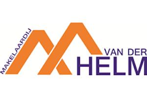 Van der Helm Makelaardij logo